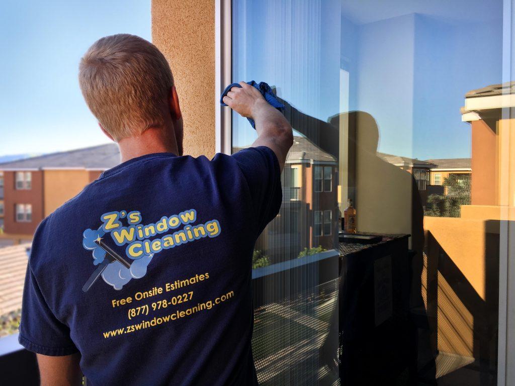 Z's Window Cleaning